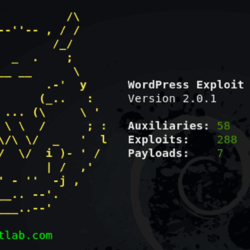 Wordpress penetration framework tool for scan vulnerabilities in wordpress xploitlab