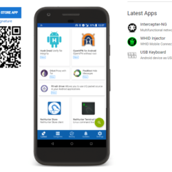 Kali NetHunter App Store - Android Applications Penetration Testing Store