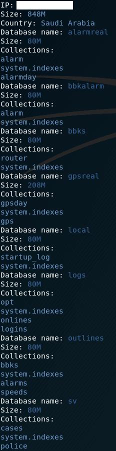 LeakLooker Tool To Find Open Websites Databases With Shodan