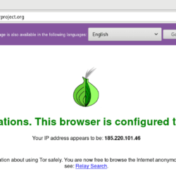 Tor-Router - Use TOR as a Transparent Proxy and Send All Your Trafic Under TOR