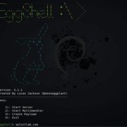 EggShell - iOS macOS Linux Remote Administration Tool