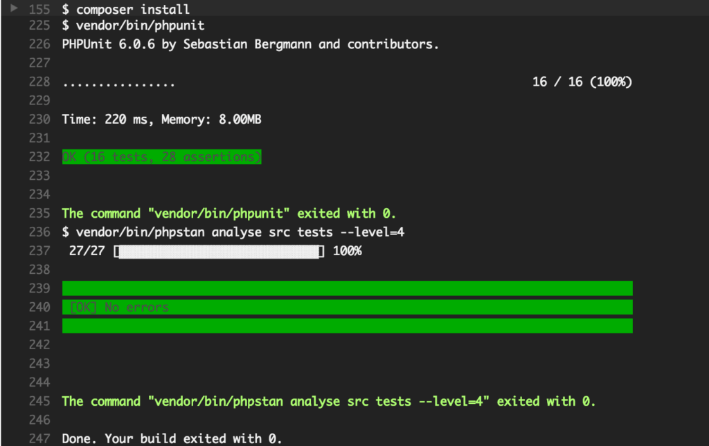 PHPStan - PHP Static Analysis Tool discover bugs in your code without running it xploitlab