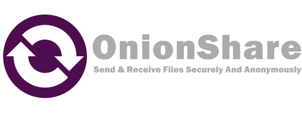 Onionshare Logo - Share Files with TOR Network xploitlab