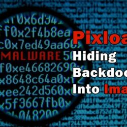 Pixload - Hiding Backdoor in image file xploitlab