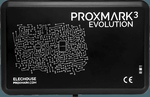 Proxmark Evolution xploitlab