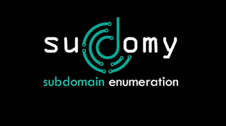 Sudomy Logo - Subdomain Enumeration Tool