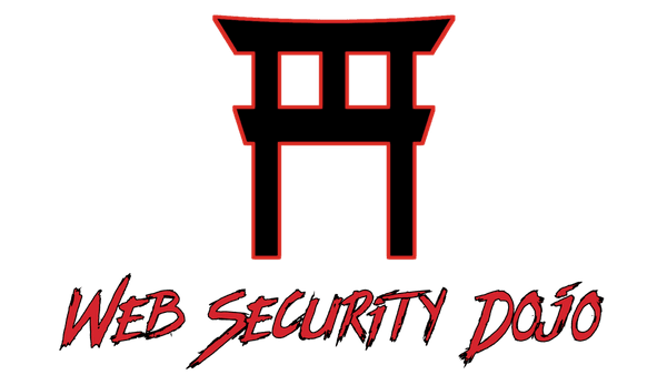 Web Security Dojo Logo - Open Source Environment To Learn And Practice Web Application Security Testing