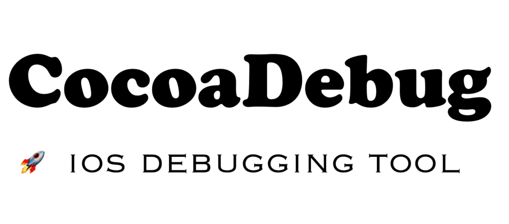 CocoaDebug Logo - iOS Debugging Tool xploitlab