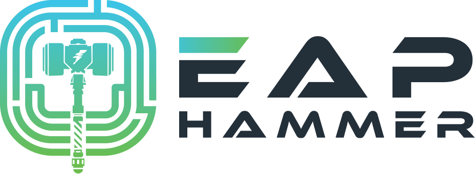 Eaphammer Logo - Targeted Evil Twin Attacks Against WPA2-Enterprise Networks