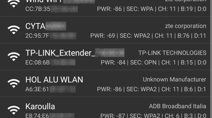 Hijacker WiFi Hacking Application xploitlab