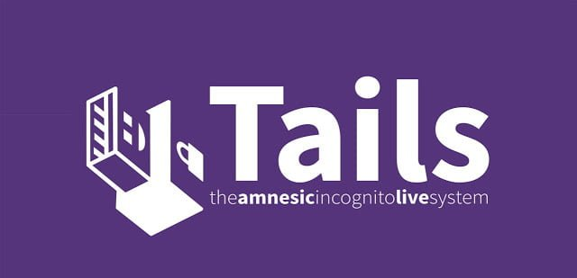 Tails Logo - Encrypted and Anonymous Operating System