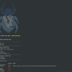 Vulnx - Tool To Detect Vulnerabilities in Multiple Types of CMS and Automatic Exploit