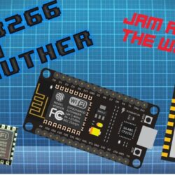 ESP8266 Deauther - Make a Hardware for Affordable WiFi Hacking Platform xploitlab