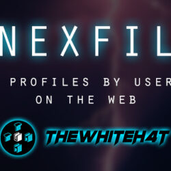 Nexfil - OSINT Tool for Finding Profiles by Username on Over 350 Websites xploitlab