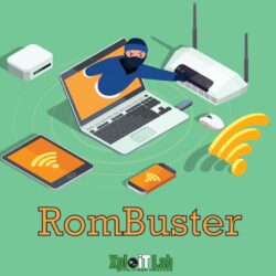 RomBuster - Router Exploitation Tool That Allows to Hack WiFi Router Admin Password xploitlab