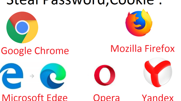 Password-Stealer - Fully Undetectable Tool to Steal Chrome Password and Send to email